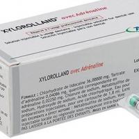 xylocaine adrénaline