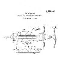 brevet-cook-1922