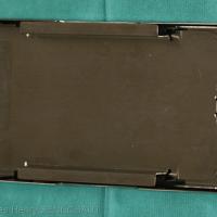 Fig2 : Pressoir installé pour compresser les caillots de L-PRF