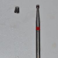 Photo 4 : Partie filetée du pilier retirée avec le tourne à gauche