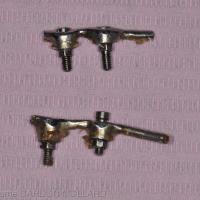 Fig. 4b : démontage des barres implantaires