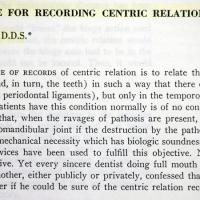 Fig 1 : Entête de la publication de Lucia (1964)