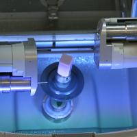 Fig.12 : Bloc installé dans l'usineuse Cerec MCXL premium de chez Sirona