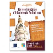 Congrès SFOP Nantes 2015